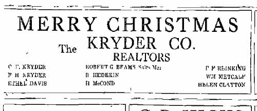 The Kryder Company Realtors